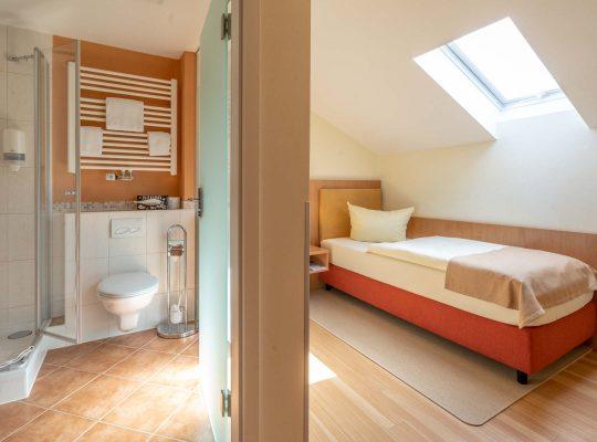 Schoenes Einzelzimmer Garmisch Partenkirchen